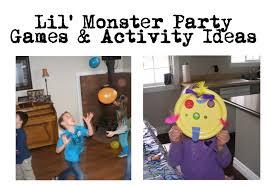 halloween songs monster mash little monster bash birthday party ideas everyday mom ideas