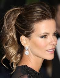 prom hairstyles for medium length straight hair shoulder length
