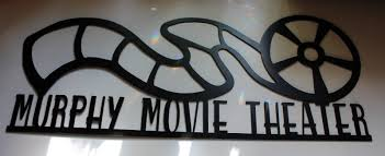 personalized metal wall art home decor movie theater reel sign