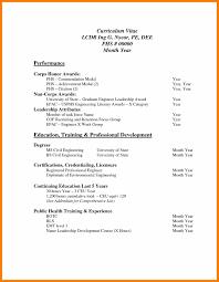sle of curriculum vitae for job application pdf 9 sle resume pdf prefix chart