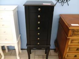 Kirklands Jewelry Armoire Furniture Beautiful Black Jewelry Armoire For Home Furniture