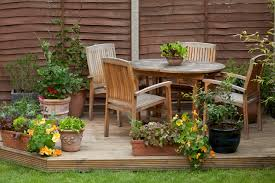 Magic Garden Table And Chairs How To Clean And Refinish A Wood Deck