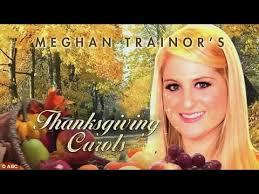 thanksgiving day meghan trainor sings medley of awkward
