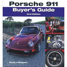 porsche 911 buying guide porsche book porsche 911 buyers guide 2nd edition porsche
