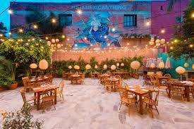 party venues los angeles 10 festive new venues for in los angeles