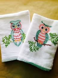Kitchen Towel Embroidery Designs Best 25 Embroidered Gifts Ideas On Pinterest Hand Embroidery