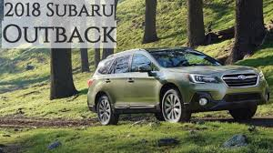 green subaru outback 2018 subaru outback limited walkaround test drive youtube