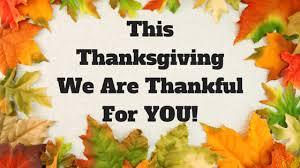 marketing around thanksgiving ideas to move beyond black friday