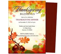 thanksgiving invites templates thanksgiving invitation template