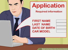 how to get online auto insurance quotes 6 steps with pictures