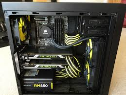how to cable manage a desk 23 exles of good cable management to inspire your next build