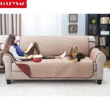 couverture canapé imperméable réversible matelassée housse de canapé conception