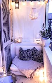making the most of small spaces making the most of small balcony space lanterns candlelight and