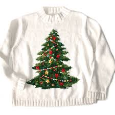 christmas tree sweater with lights ugly christmas sweater gif find share on giphy