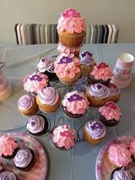 cupcake flower pots parties pinterest cupcake flower pots