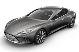 2015 lotus eterne awd hybrid sedan concept electric vehicle news