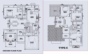 bcg bungalows vennala kochi buy sale villa building plans online