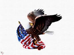 Eagles Flag Eagle Flag Clipart Clipart Collection Bald Eagle American Flag