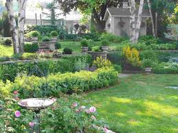 Simple Backyard Landscaping by Garden Exotic Simple Backyard Garden Designs With Green Garden And