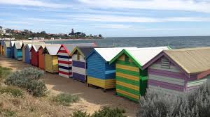 brighton beach melbourne australia youtube