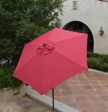 4 Foot Patio Umbrella Formosa Covers 7 5 Foot Aluminum Market Umbrella