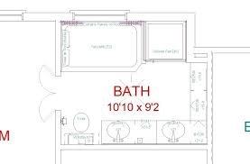 best bathroom floor plans master bathroom floor plans simpletask club