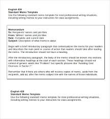 sample word memo 5 documents in pdf