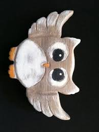 engraved wooden owl ornament diys and crafts