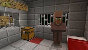 minecraft pe free android prison escape minecraft pe map for android free at apk