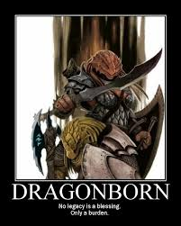 Dragonborn Meme - photoshop rpg motivational posters nsfw reborn page 57