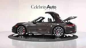2013 porsche 911 msrp 2013 porsche 911 4s cabriolet 141 490 msrp pdk sport chrono pkg