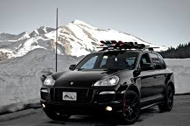 porsche cayenne offroad how offroad would you get on oem 21 rims w summer tires