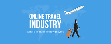 travel industry images Online travel industry growth statistics business ideas future png