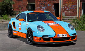 cheap porsche 911 gulf racing livery by cam shaft for the porsche 911 turbo