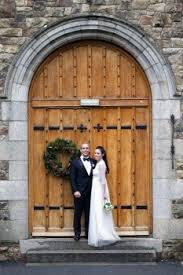 wedding arches ireland eloping to ireland a church wedding for two waterlily
