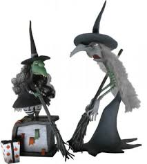 nightmare before witches figure from our