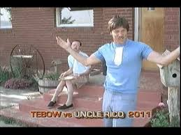Uncle Rico Meme - tebow vs uncle rico 2011 youtube