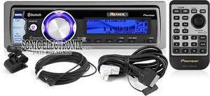 pioneer deh p790bt dehp790bt cd mp3 wma receiver with remote