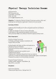 Physical Therapy Resume Examples by 100 Pt Resume Physical Therapy Aide Resume 3d 16 Best