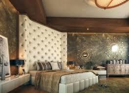 tall headboards ideas u2013 a dramatic wall decoration in the bedroom