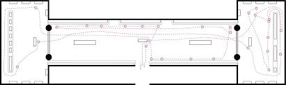 parthenon floor plan david chipperfield someone has built it