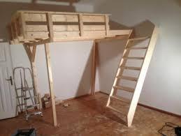leiter f r treppe hochbett bauen hochetage leiter treppe hochebene nach maß