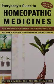 everybody u0027s guide to homeopathic medicines stephen cummings dana