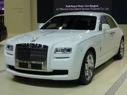 roll royce thailand street of automotive fashion khunkurt