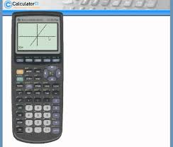 input output tables calculator calculating values for x and y by graphing ti 83 plus and ti 84