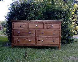 Bedroom Furniture Dresser Dressers Armoires Etsy