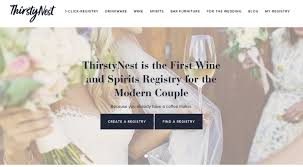 my registry wedding thirstynest wants to add to your wedding registry proud