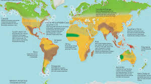 polynesia map of world what the world will look like 4 c warmer big think