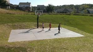 Backyard Gold Pro Dunk Gold Basketball In Burlington Kentucky Basketball
