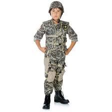 Kids Army Halloween Costume Army Ranger Kid Costume Boys Costumes Kids Halloween Costumes